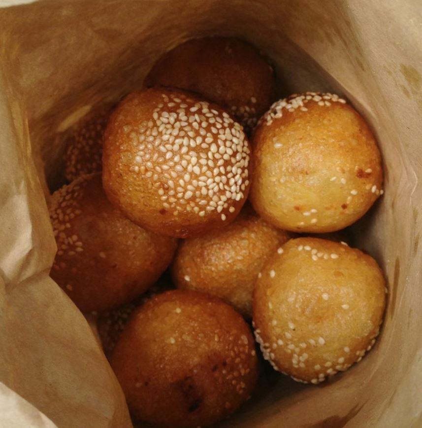Bánh rán bi Ô Quan Chưởng