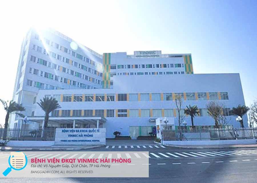 Bệnh viện đa khoa quốc tế vinmec hải phòng