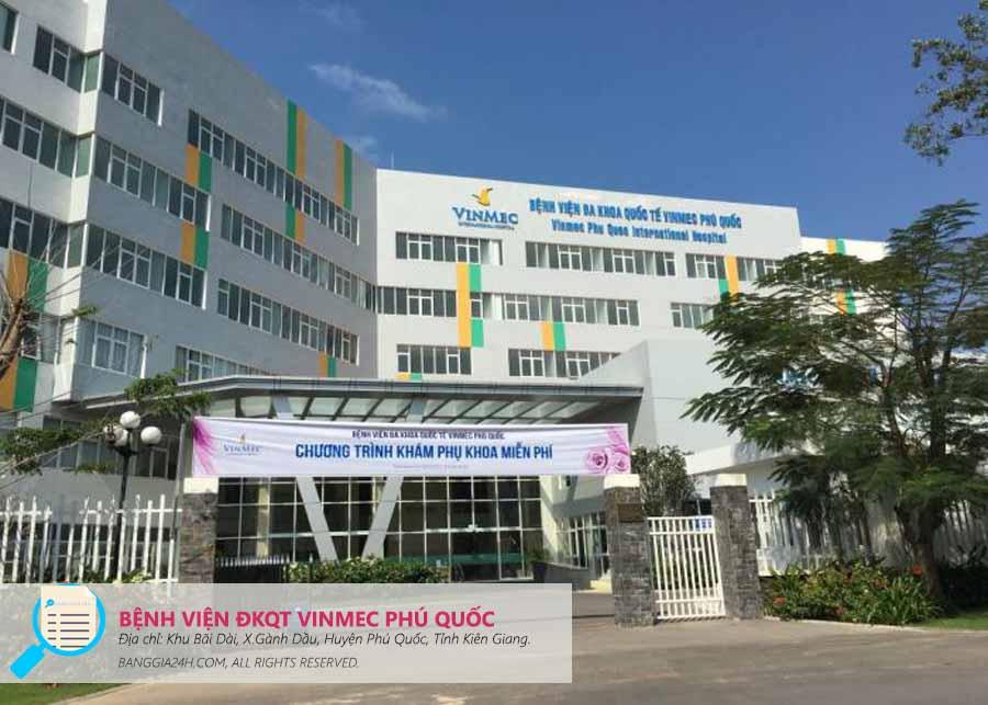 Bệnh viện Đa Khoa Quốc Tế Phú Quốc