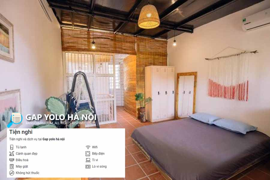 Gap YoGap Yolo Hostel homestay giá rẻ tại Hà Nộilo Hostel homestay giá rẻ tại Hà Nội