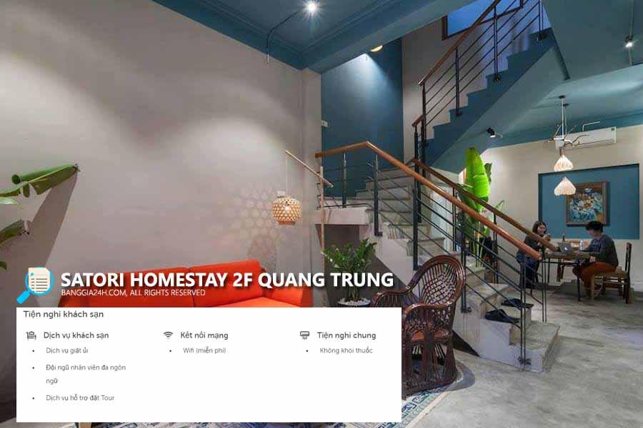 Satori Homestay - Homestay Hoàn Kiếm, Hà Nội