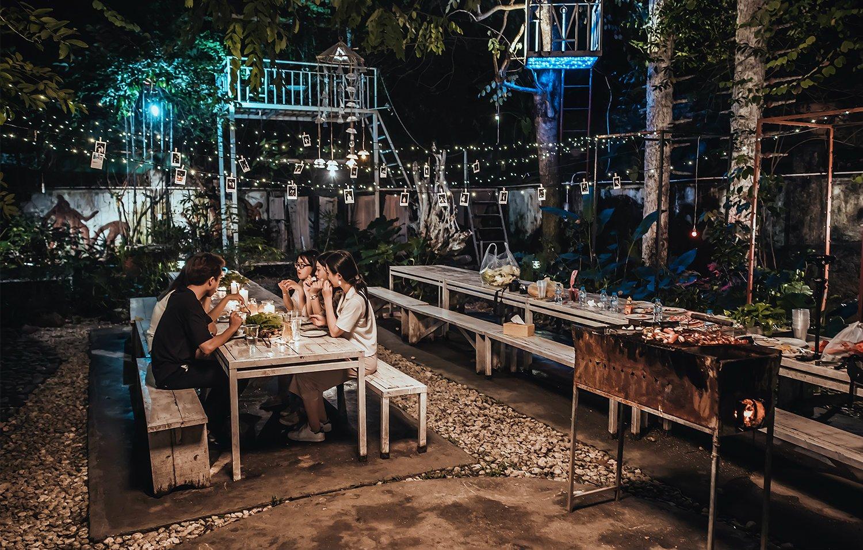 Homestay Dao Anh Khanh Tree House Ngoại Thành Hà Nội Giá Rẻ Cho 2 Người