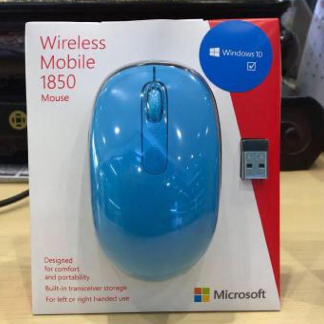 Chuột không dây giá rẻ tốt nhất - Microsoft 1850