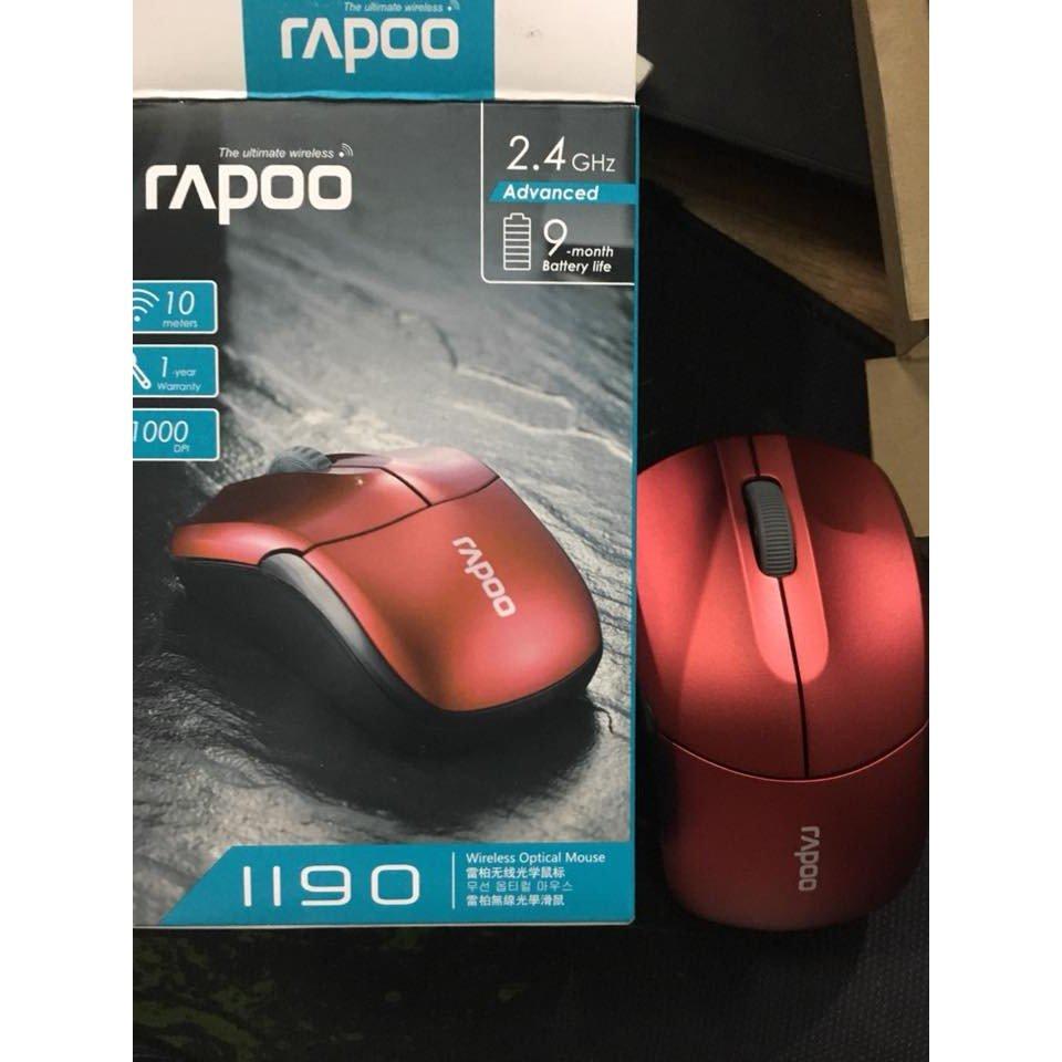Rapoo 1190 - Chuột không dây tốt nhất 2020