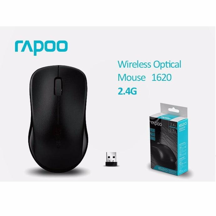 Chuột không dây giá rẻ- Rapoo 1620