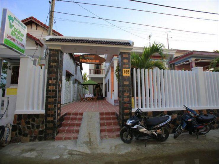 Coconut Garden Homestay ở Hội An giá rẻ
