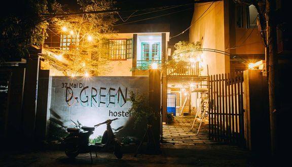 D – Green Hostel – Homestay Đà Nẵng giá rẻ