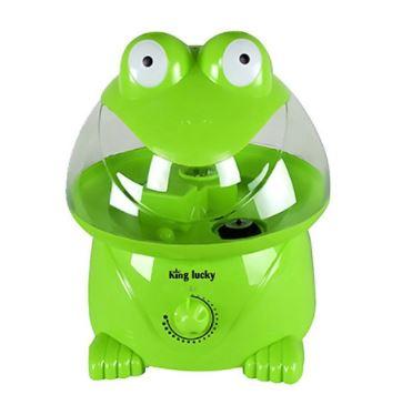 Máy tạo ẩm không khí hình ếch King Lucky - TA-01