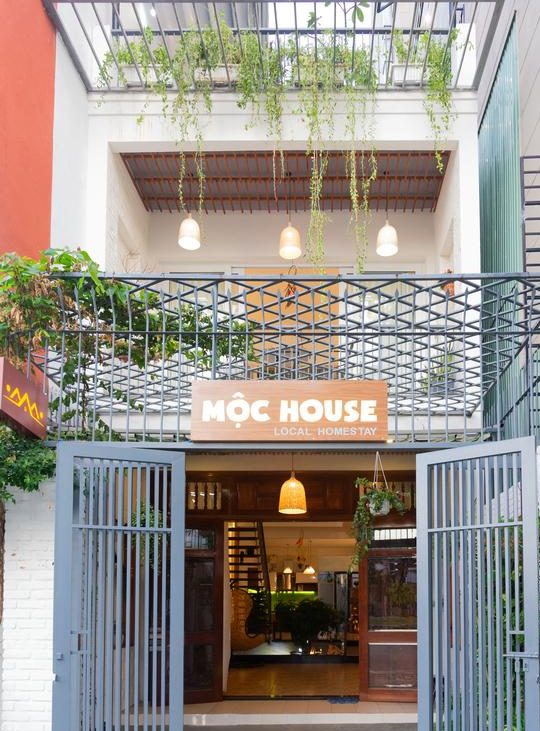 Mộc House – Homestay ở Đà Nẵng