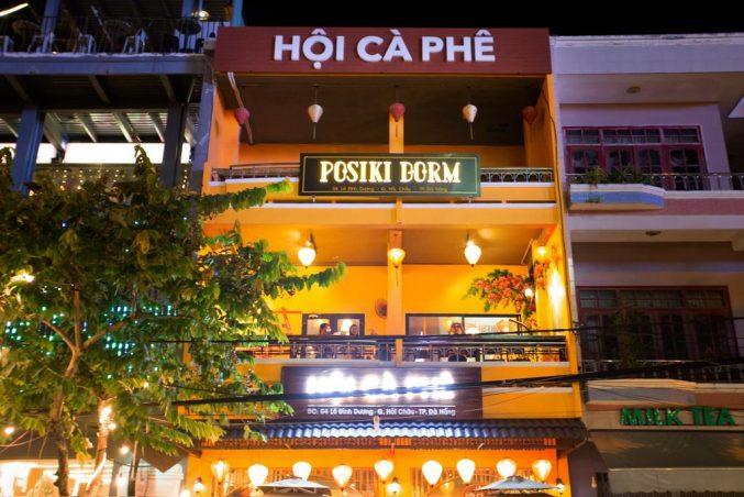 Posiki Dorm – Homestay giá rẻ ở Đà Nẵng