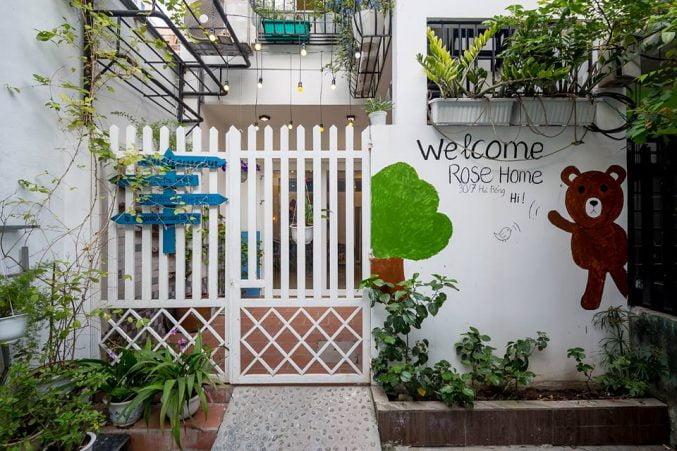 Rose Homestay- Homestay giá rẻ ở Đà Nẵng