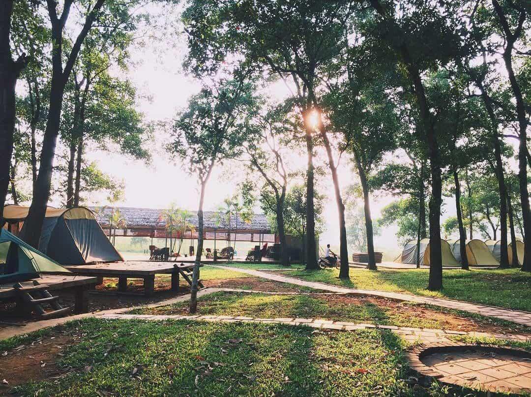 Sơn Tinh Camp – Địa điểm khu du lịch sinh thái gần Hà Nội