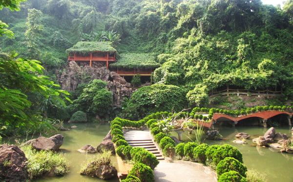Thiên Sơn suối Ngà – Khu du lịch gần Hà Nội