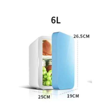 Tủ lạnh mini giá rẻ dưới 1 triệu - OEM 6L