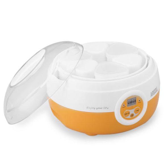 Agro AYM-201: Máy làm gữa chua 2 trong 1 giá rẻ