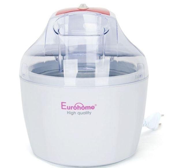 Eurohome EIM-150 Máy làm kem mini giá 500k