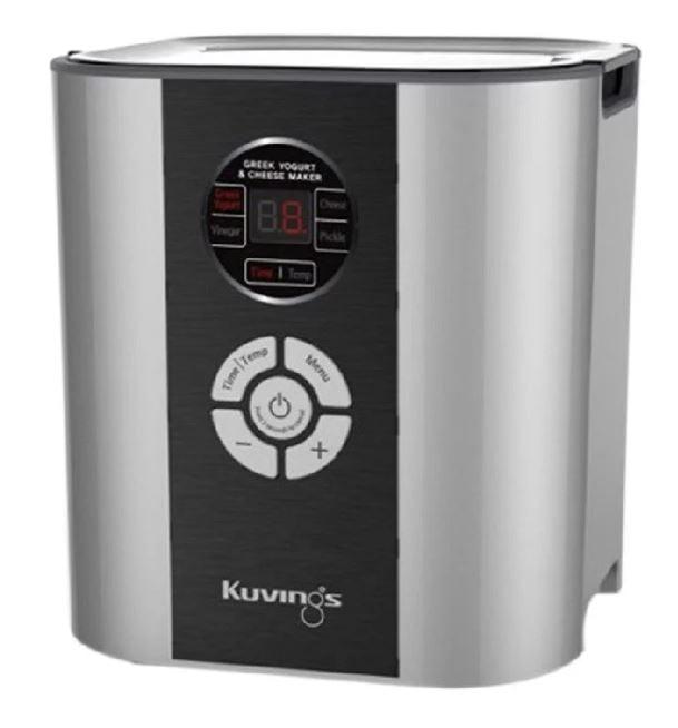 Kuvings KGC-712CB - Máy làm sữa chua cao cấp loại tốt