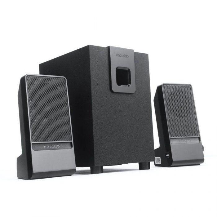 Loa Microlab M100 giá rẻ có tốt không?