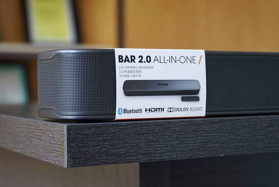 Loa Soundbar JBL BAR 2.0 (80W)