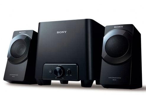 Loa vi tính 2.1 Sony SRS-D4 chính hãng