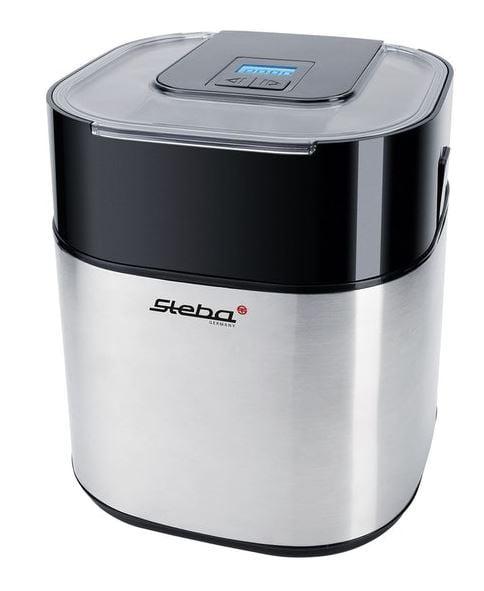 Máy làm kem tươi mini tự làm lạnh Steba IC30