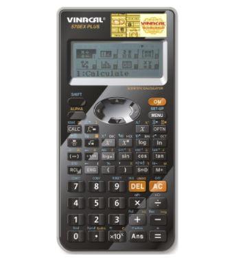 570EX Plus - Máy tính bỏ túi tốt nhất hiện nay của Vinacal