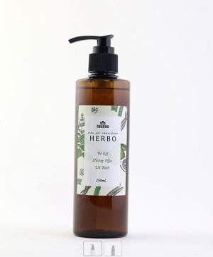Dầu gội thảo dược Herbo của NauNau