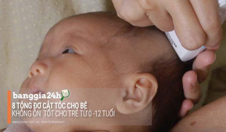 tông đơ cắt tóc cho bé